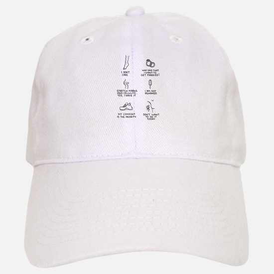 Girl Power Baseball Baseball Cap