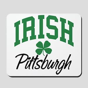Pittsburgh Irish Mousepad