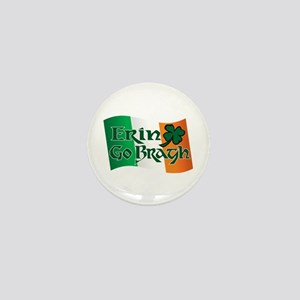 Erin Go Bragh v13 Mini Button