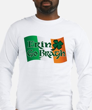 Erin Go Bragh v13 Long Sleeve T-Shirt