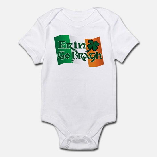 Erin Go Bragh v13 Infant Bodysuit