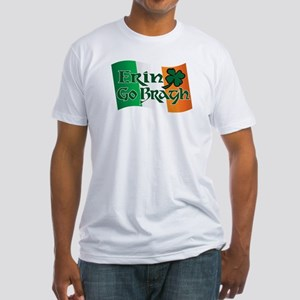 Erin Go Bragh v13 Fitted T-Shirt