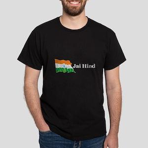 Jai Hind Dark T-Shirt