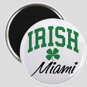 Miami Irish Magnet