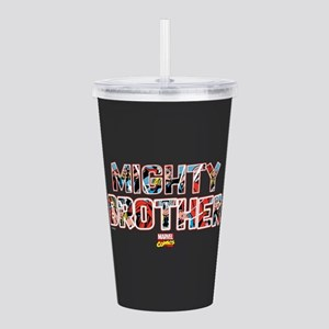 Thor Brother Acrylic Double-wall Tumbler