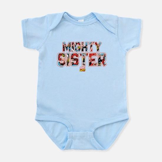 Thor Sister Baby Light Bodysuit