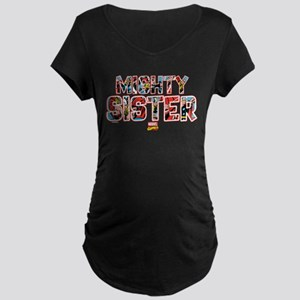 Thor Sister Maternity Dark T-Shirt