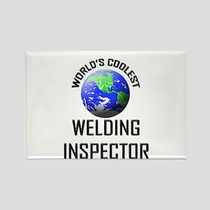 World's Coolest WELDING INSPECTOR Rectangle Magnet