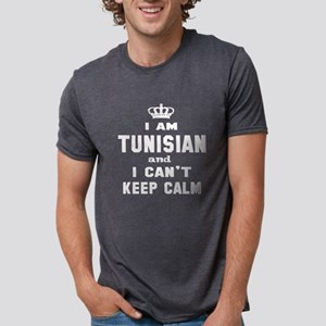 I am Tunisian and I can' T-Shirt