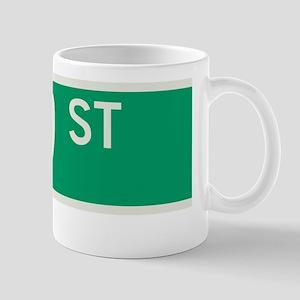 19th Street in NY Mug