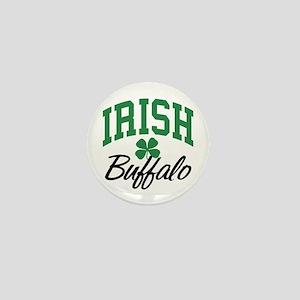Buffalo Irish Mini Button