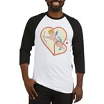 Cupid Love Baseball Jersey