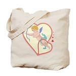 Cupid Love Tote Bag