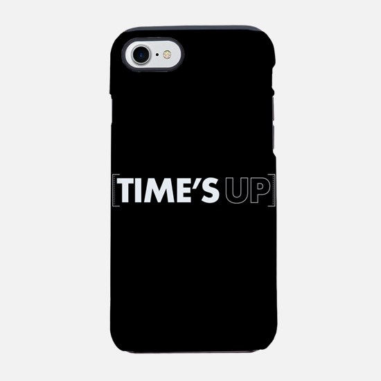 Times Up iPhone 8/7 Tough Case