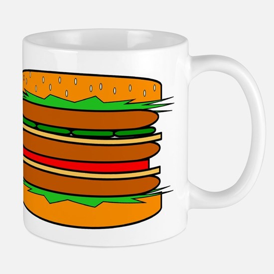 HAMBURGER Mug