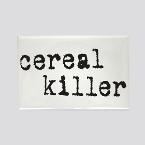 Cereal Killer Rectangle Magnet