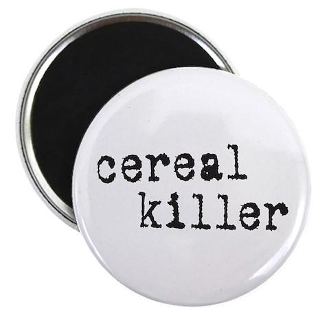 """Cereal Killer 2.25"""" Magnet (10 pack)"""