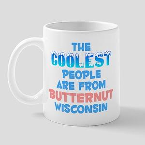 Coolest: Butternut, WI Mug
