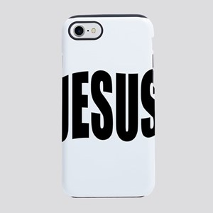 jesus iPhone 8/7 Tough Case
