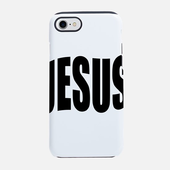 jesus iPhone 8/7 Tough Case