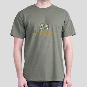 DragonSlayer Skulls Dark T-Shirt