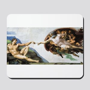 Creation of Adam Mousepad