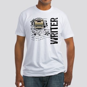 Writer Alchemy Fitted T-Shirt