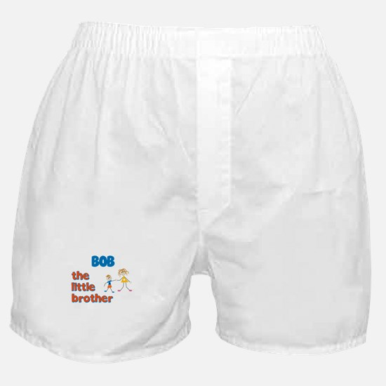 Bob - The Little Brother Boxer Shorts
