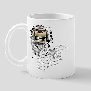 The Alchemy of Writing Mug