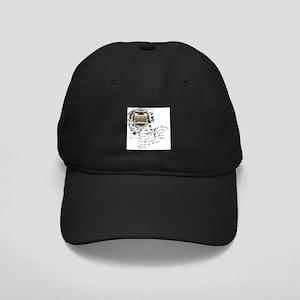The Alchemy of Writing Black Cap