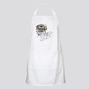 The Alchemy of Writing BBQ Apron