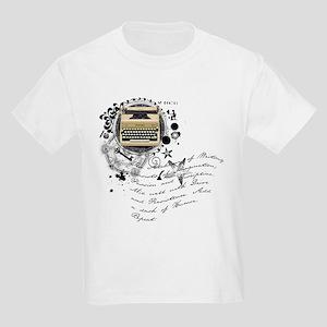 The Alchemy of Writing Kids Light T-Shirt