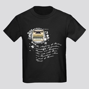 The Alchemy of Writing Kids Dark T-Shirt