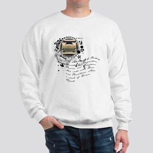 The Alchemy of Writing Sweatshirt