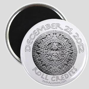 Mayan Calendar Fade Magnet