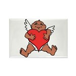 Cute Valentine's Cupid Magnets