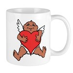 Cute Valentine's Cupid Mugs