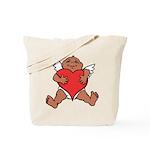Cute Valentine's Cupid Tote Bag