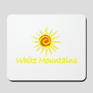 White Mountains Mousepad