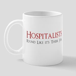 Hospitalists Mug