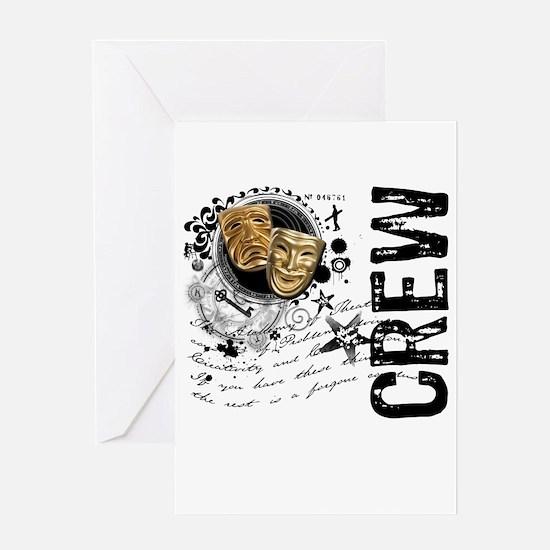Stage Crew Alchemy Greeting Card