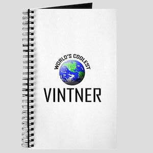 World's Coolest VINTNER Journal