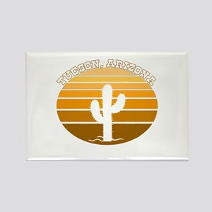 Tucson, Arizona Rectangle Magnet