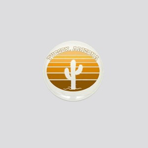 Tucson, Arizona Mini Button