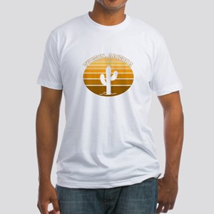 Tucson, Arizona Fitted T-Shirt