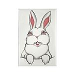 Pocket Easter Bunny Rectangle Magnet (10 pack)