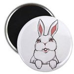 "Easter Bunny Cute Pocket R 2.25"" Magnet (100 pack)"
