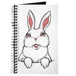 Easter Bunny Cute Pocket Rabbit Journal