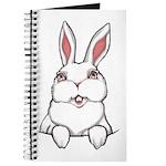 Pocket Easter Bunny Journal