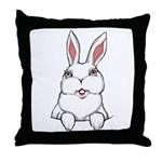 Easter Bunny Pocket Rabbit T-shirts Gifts Throw Pi